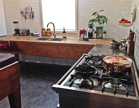 recycled kitchen sinks the junk map upcycled industrial fittings in a stylish 1760