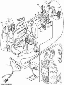 2002 Yamaha Electrical 2 Parts For 115 Hp F115tlra Outboard Motor
