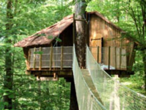 chambre dans les arbres les cabanes du lac giffaumont champaubert