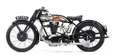 Norton 500 Model 18 1924