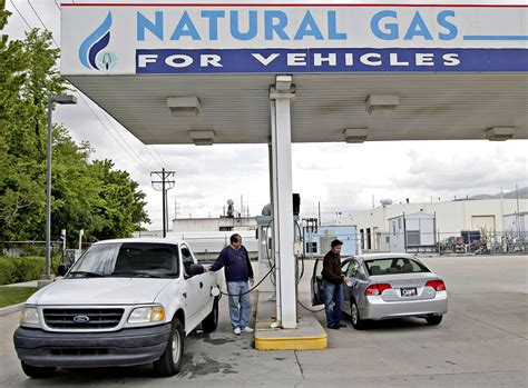 Will Natural Gas Powered Vehicles Ever Become Mainstream