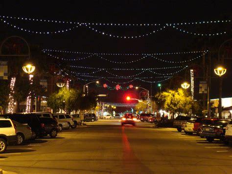city of scottsdale custom holiday lighting arizona