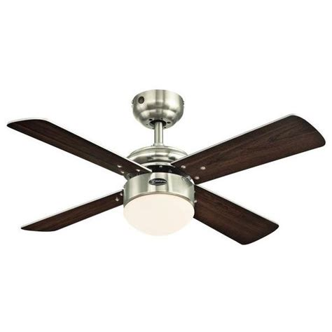 remote ceiling fan with led light westinghouse ceiling fan colosseum brushed nickel