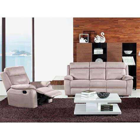 canapé fauteuil relax canapé relax électrique 3 places fauteuil relax