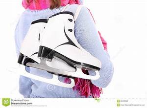 Pair Of Figure Skates Stock Images - Image: 22459344