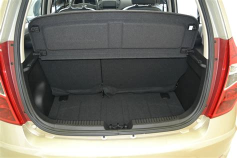 Trunk Space by The Hyundai I10 Car Is Practical To Drive And Cheap