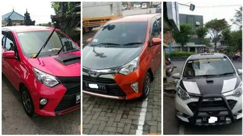 Gambar Mobil Toyota Calya by Foto Modifikasi Mobil Calya Toyota Sobat Modifikasi