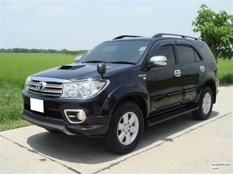 Toyota Fortuner Picture by 2009 Toyota Fortuner Pictures Information And Specs