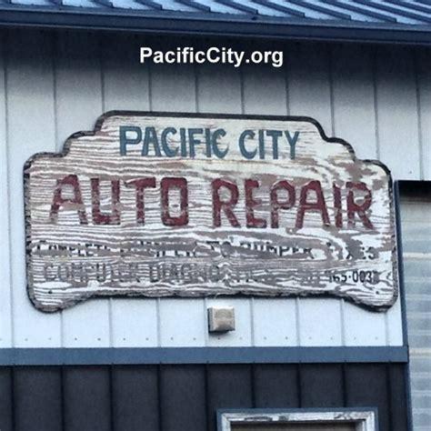 pacific city auto repair