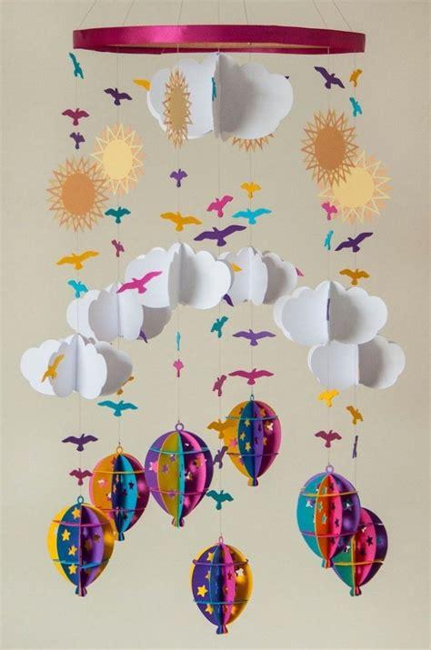Kinderzimmer Ideen Selbermachen by Kinderzimmer Kreative Ideen F 252 R Mobile Basteln Zum