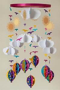 Nähen Für Das Kinderzimmer Kreative Ideen : kinderzimmer kreative ideen f r mobile basteln zum selbermachen bastelideen bastelideen f rs ~ Yasmunasinghe.com Haus und Dekorationen
