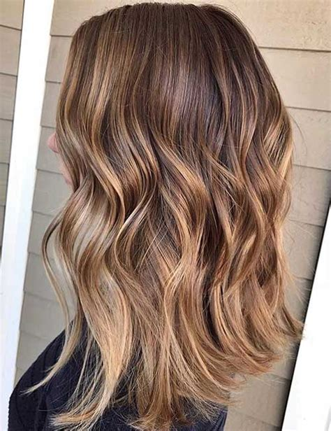 brown to light brown hair balayage light brown hair hairstyle haircut today