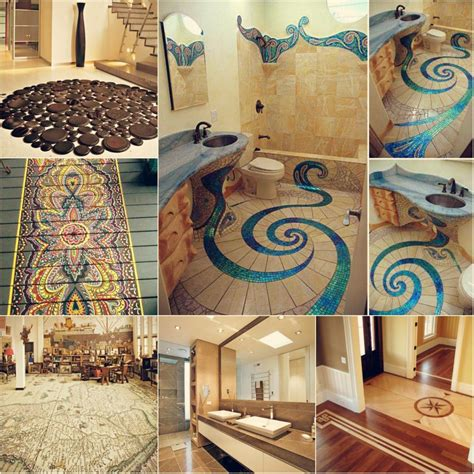 Diy Home Design Ideas by Amazing Floor Design Ideas For Homes Indoor And Outdoor