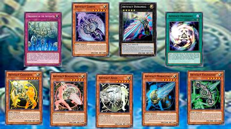 Artifact Yugioh Deck Build by Deck Artifact Xyz Ygopro