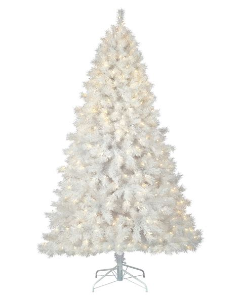 8ft Christmas Tree Artificial by Multicultural White Christmas Tree Treetopia