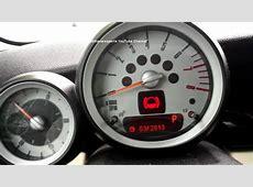 Mini Cooper Service Reset Procedure R56 R57 Oil Service