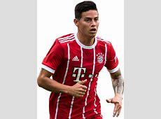 James Rodríguez football render 40474 FootyRenders