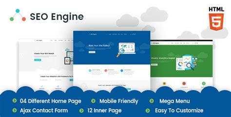 digital agency seo marketing html template nulled seoengine seo digital marketing agency html template