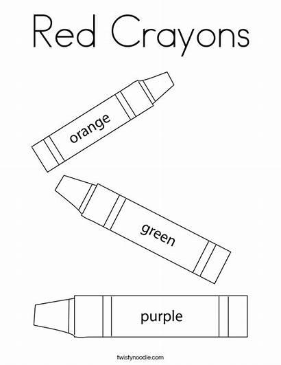 Coloring Crayons Built California Usa