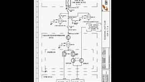 Diagrama Unifilar Industrial