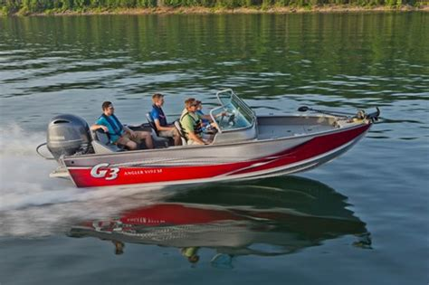Angler Boat Reviews by 2015 G3 Boats Angler V192 Sf Aluminum Fishing Boat Review