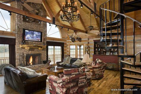 paris vacation log cabin  honest abe log homes