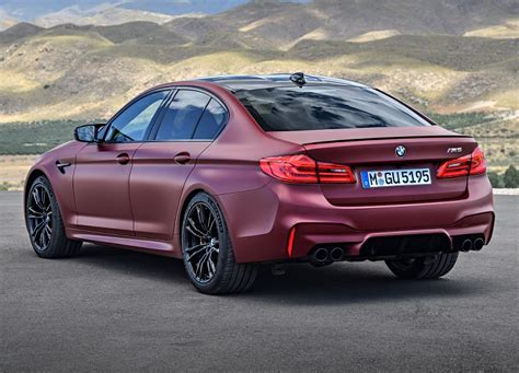 2018 Bmw M5 Preview  Jd Power Cars