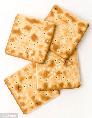 Do You Know Why Crackers Have Holes In Them Or Why Milk Is
