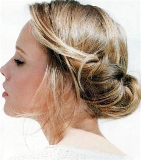 easy casual updo hairstyles fashion trends easy everyday