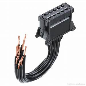 2020 Heater Blower Resistor Wiring Harness Connector For