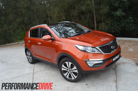 2013 kia sportage platinum review performancedrive