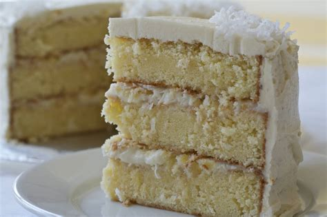 cakes from scratch coconut pineapple cake recipe from scratch makebetterfood com