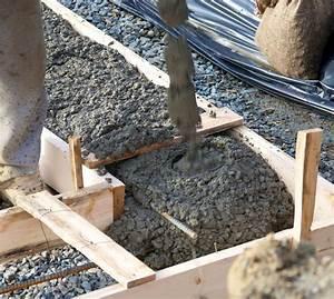 Fundament Für Mauer : mauer betonieren so wird 39 s gemacht ~ Whattoseeinmadrid.com Haus und Dekorationen