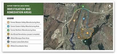 Pompton Lakes Dupont Nj Map Pont Travesty