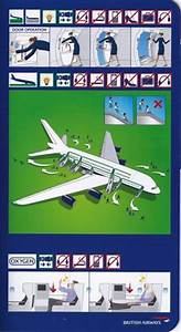 Air France Airbus A380 Safety Card