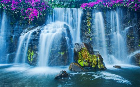 Free Waterfall Backgrounds by Desktop Waterfall Hd Wallpapers Pixelstalk Net