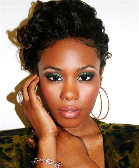 Jazzy Black Women Short Hairstyles 2016 Hairstyles 2017