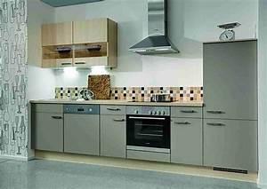Küchenzeile 3 Meter : nobilia musterk che junge moderne k chenzeile 3 20 m ~ Watch28wear.com Haus und Dekorationen