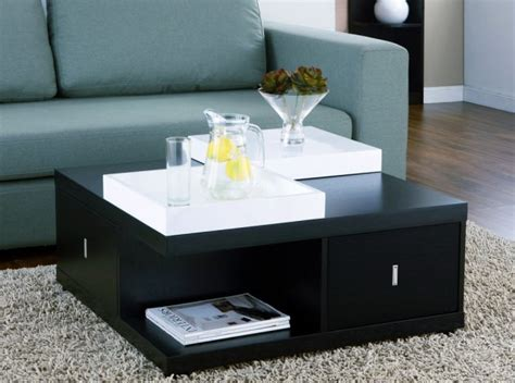 amazing coffee tables  storage space