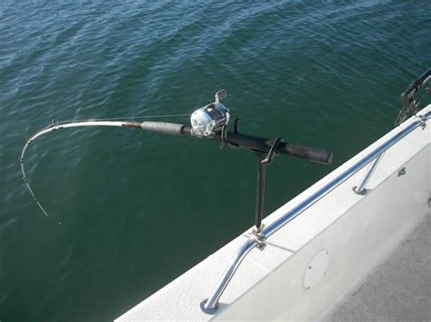 Fishing Pole Holder For Boat by Beague More Diy Boat Rod Holder