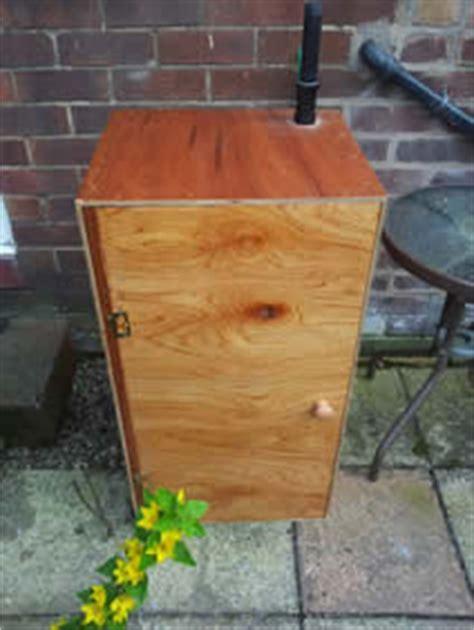 building  smoker   wood  woodworking