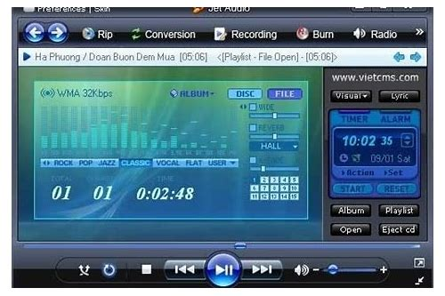 jetaudio music player free download for pc
