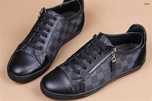 Sneakers Louis Vuitton Homme : basket louis vuitton pour hommes lacet promotions fastener ~ Nature-et-papiers.com Idées de Décoration