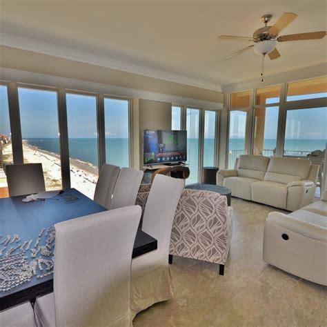 One Bedroom Condos In Gulf Shores by Gulf Shores 4 Bedroom Beachfront Condo