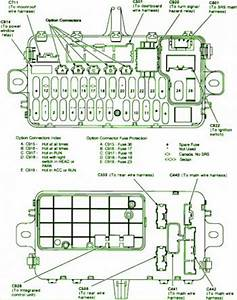 92 Honda Civic Si Fuse Box Diagram  U2013 Circuit Wiring Diagrams