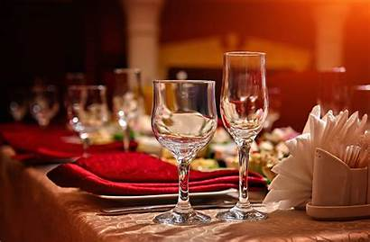 Dinner Party Table Properly Candidate Campaign Fundraising