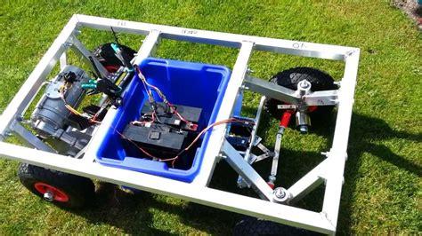 bollerwagen bauen ferngesteuerter bollerwagen 1