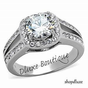 women39s wide band engagement rings collection on ebay With womens wide band wedding rings