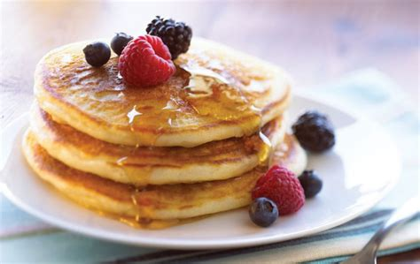 Fluffy Pancakes | Egg Recipes