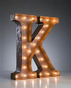 vintage style marquee letter lights inspiring interiors With vintage style marquee letters